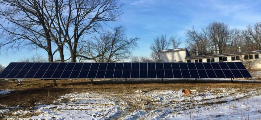 Birth Of The Dayton Area Solar Co Ops Ohio Environmental