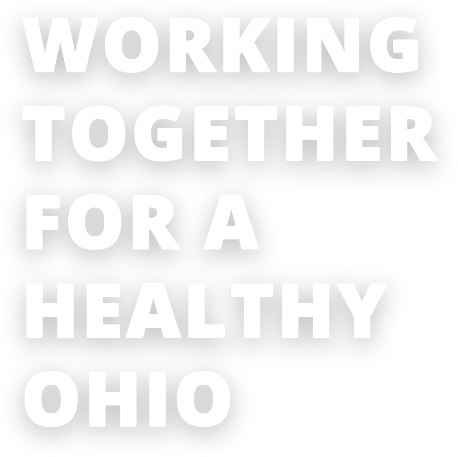 Working together for a healthy Ohio.